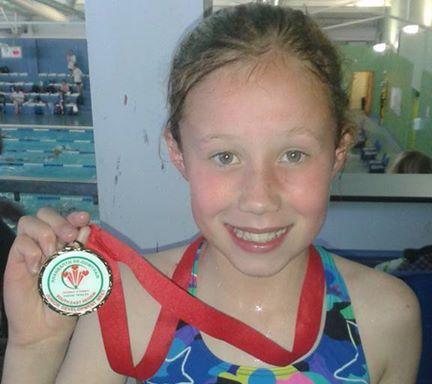 Isabella wins gold!